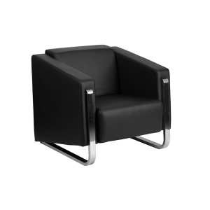 Deco Lounge Chair - V-Decor Trade Show Furniture Rentals in Las Vegas