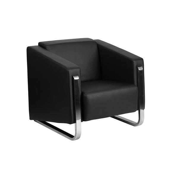 Deco Lounge Chair - V-Decor Trade Show Furniture Rentals in Las Vegas
