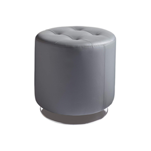 Domani Small Swivel Ottoman - Gray