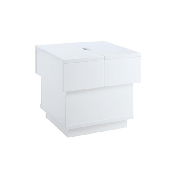 Ethan End Table - V-Decor Trade Show Furniture Rentals in Las Vegas