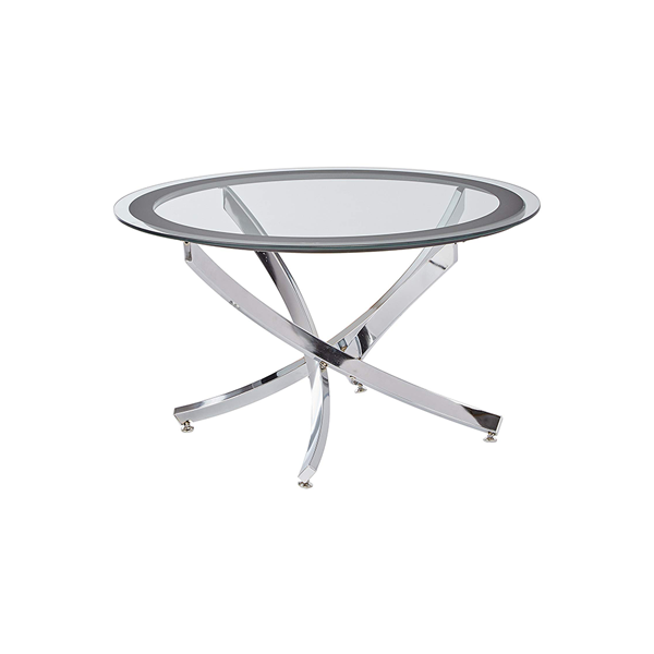 Griffin Cocktail Table - V-Decor Trade Show Furniture Rentals in Las Vegas