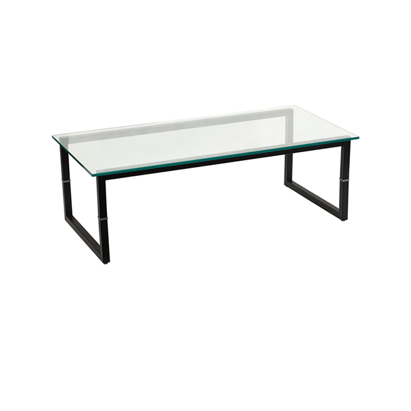Gulf Cocktail Table - V-Decor Trade Show Furniture Rentals in Las Vegas