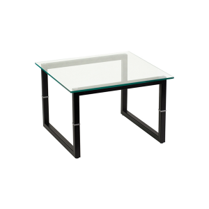 Gulf End Table - V-Decor Trade Show Furniture Rentals in Las Vegas