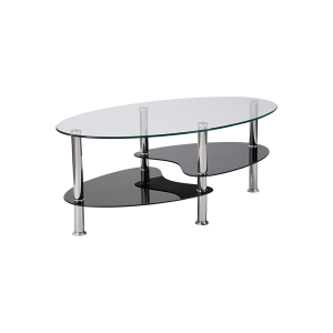 Hampton Cocktail Table - V-Decor Trade Show Furniture Rentals in Las Vegas
