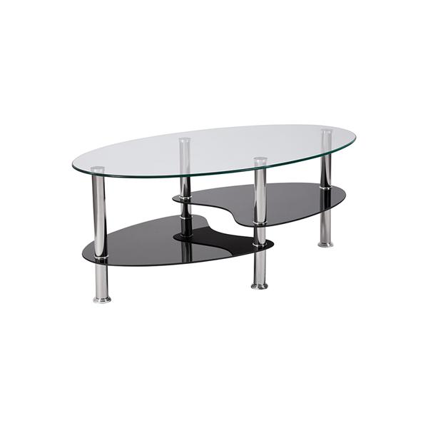 Hampton Cocktail Table - V-Decor Trade Show Furniture Rentals in Las Vegas