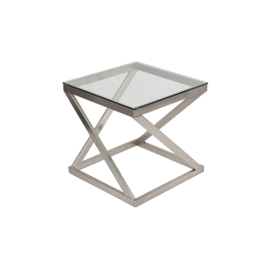 Metro End Table - V-Decor Trade Show Furniture Rentals in Las Vegas