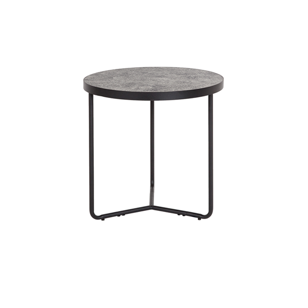 Providence End Table - V-Decor Trade Show Furniture Rentals in Las Vegas