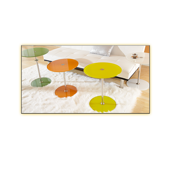 Radin Adjustable End Table Collection