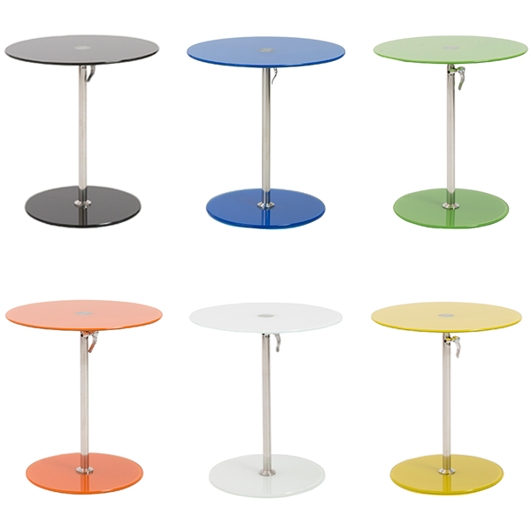 Radin Adjustable End Tables Radin Adjustable End Tables