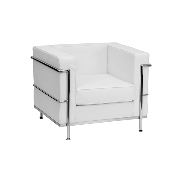Regal Lounge Chair - V-Decor Trade Show Furniture Rentals in Las Vegas
