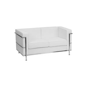 Regal Loveseat - V-Decor Trade Show Furniture Rentals in Las Vegas