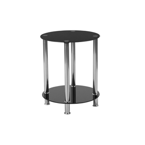 River End Table - V-Decor Trade Show Furniture Rentals in Las Vegas
