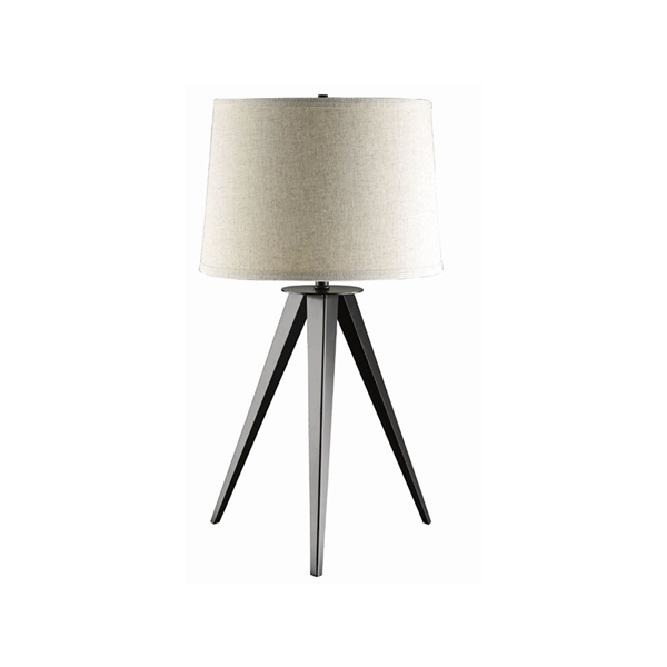 Rotary Table Lamp - V-Decor Trade Show Furniture Rentals in Las Vegas