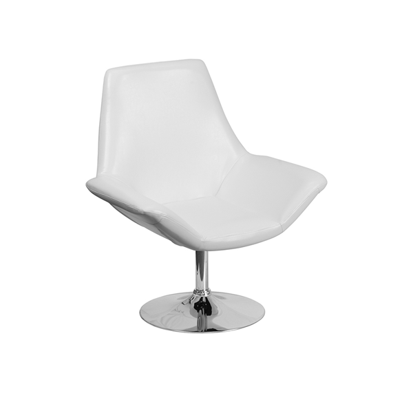 Sabrina Lounge Chair - V-Decor Trade Show Furniture Rentals in Las Vegas
