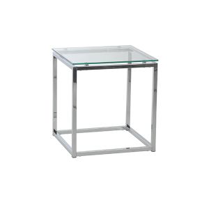 Sandor End Table - V-Decor Trade Show Furniture Rentals in Las Vegas