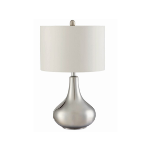 Teardrop Table Lamp - V-Decor Trade Show Furniture Rentals in Las Vegas