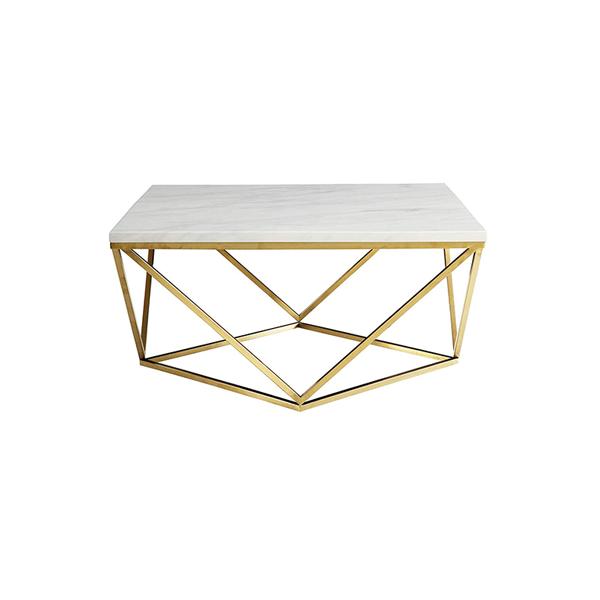 Tintern Cocktail Table - V-Decor Trade Show Furniture Rentals in Las Vegas