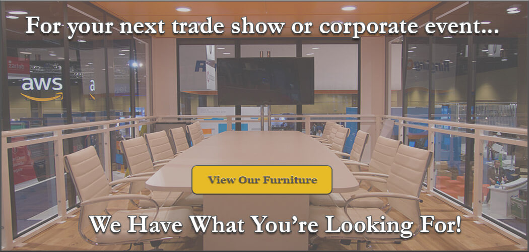 V-Decor Event Furnishings - Trade Show and Event Furniture Rentals in Las Vegas