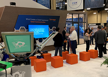 Recent Project: Vonage at Channel Partners 2019